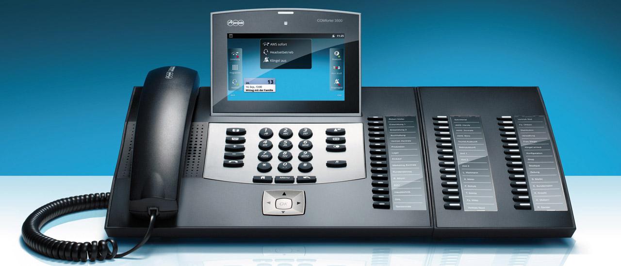 Bürotechnik Telefon Auerswald
