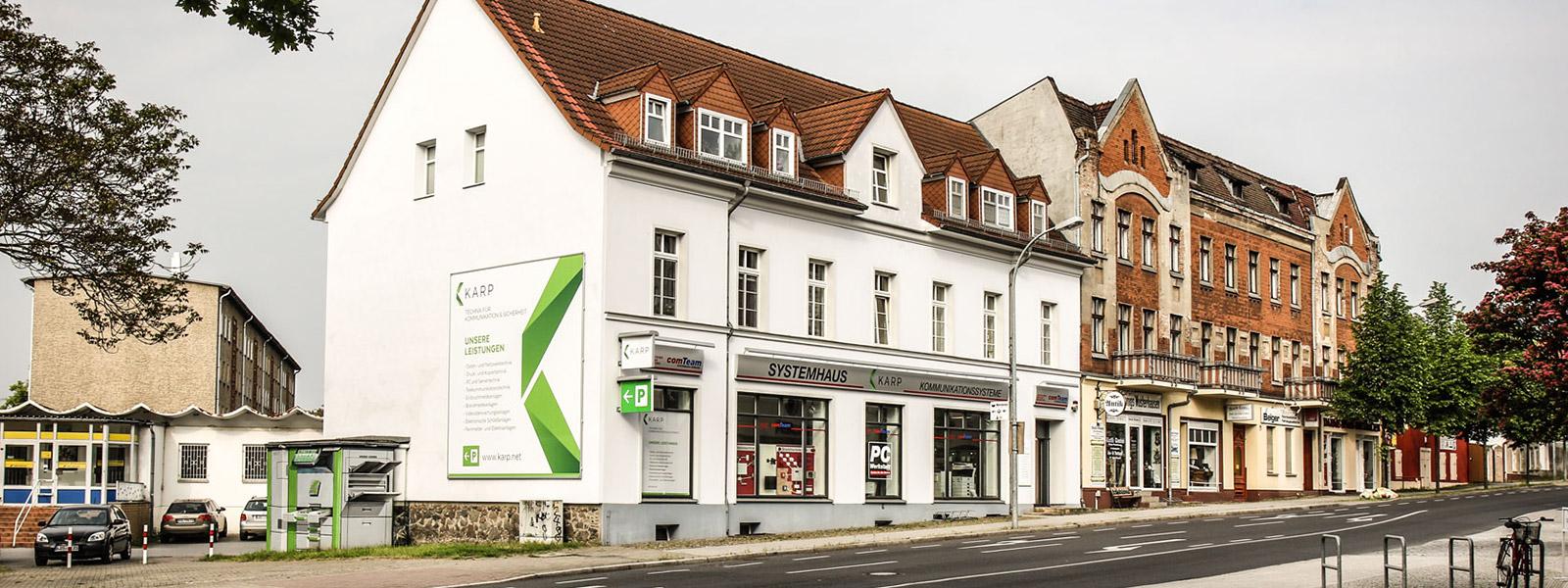 Karp GmbH Ausstellung Königs Wusterhausen
