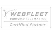 TomTom Webfleet Certified Partner
