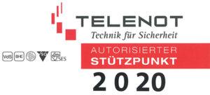 Telenot Autorisierter Stückpunkt